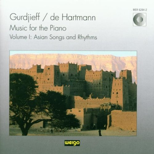 Music for the Piano, Gurdjieff / de Hartmann